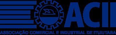 Logo Associação Comercial e Industrial de Ituiutaba
